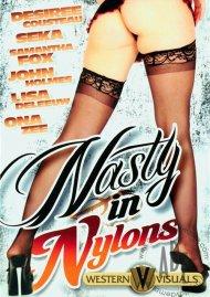 Nasty In Nylons Porn Video