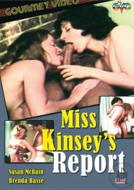 Miss Kinsey's Report Porn Video