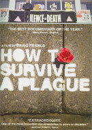 How To Survive A Plague Boxcover