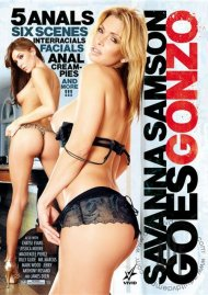 Savanna Samson Goes Gonzo Porn Video