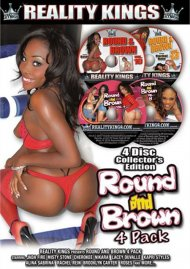 Round And Brown 4-Pack