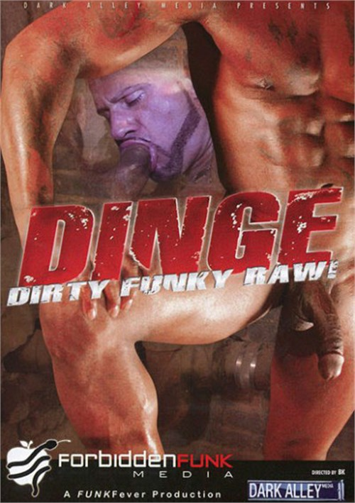 Dinge: Dirty Funky Raw! Boxcover