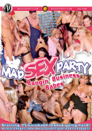 Mad Sex Party: Bangin' Business Babes Porn Video