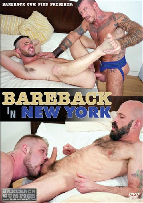 Bareback In New York Boxcover