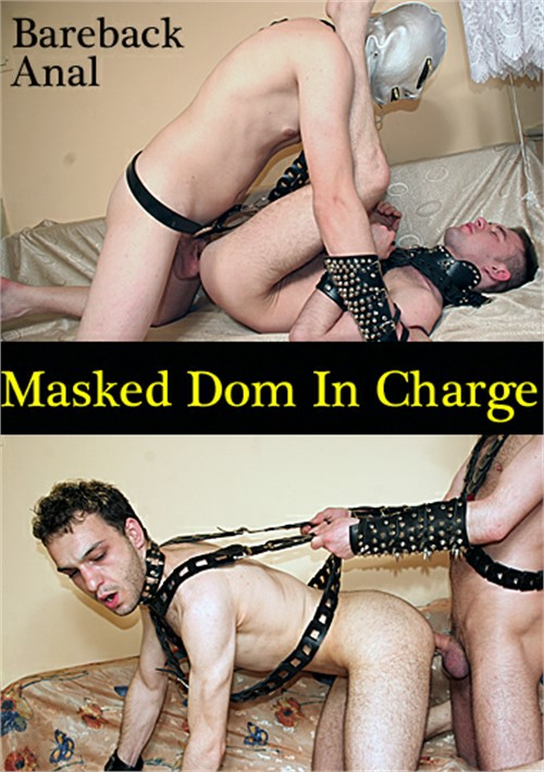 Masked Dom In Charge Boxcover