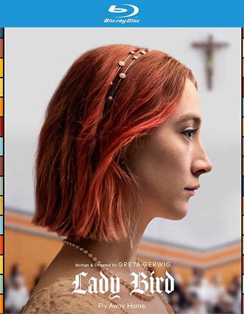 Lady Bird (Blu-ray + DVD + Digital HD) image