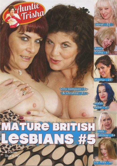 Mature British Lesbians #5