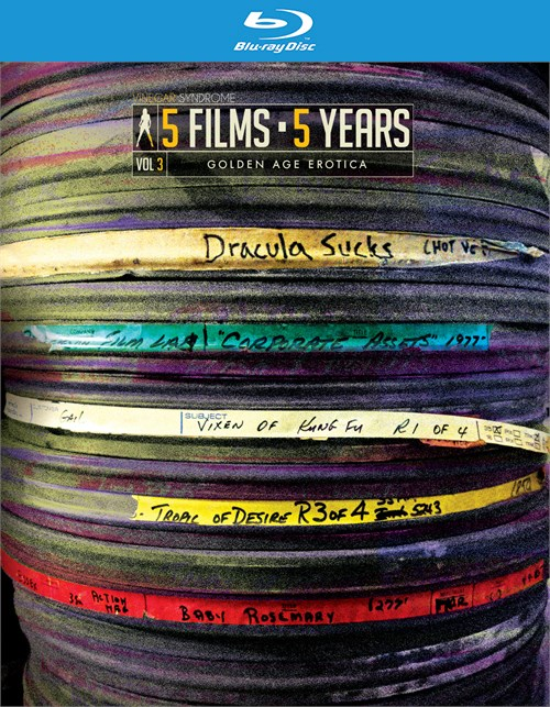 5 Films 5 Years: Vol. 3