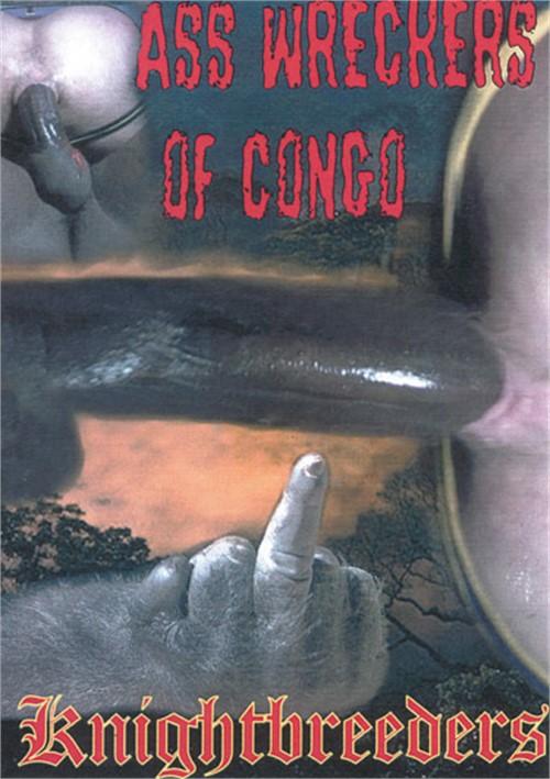 Ass Wreckers of the Congo