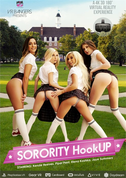 Sorority Hookup Part 1 Boxcover