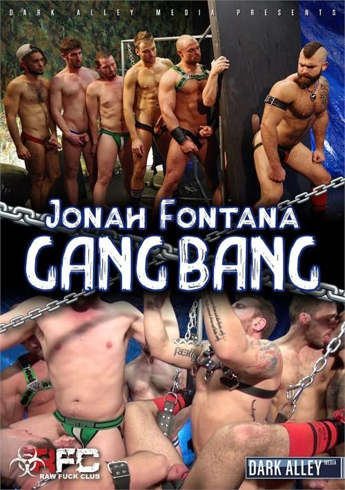 Jonah Fontana Gang Bang Cover Front