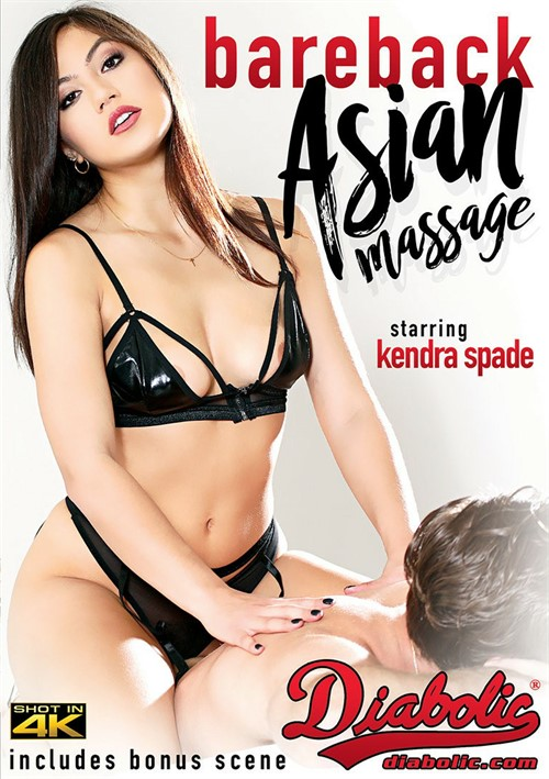 Bareback Asian Massage
