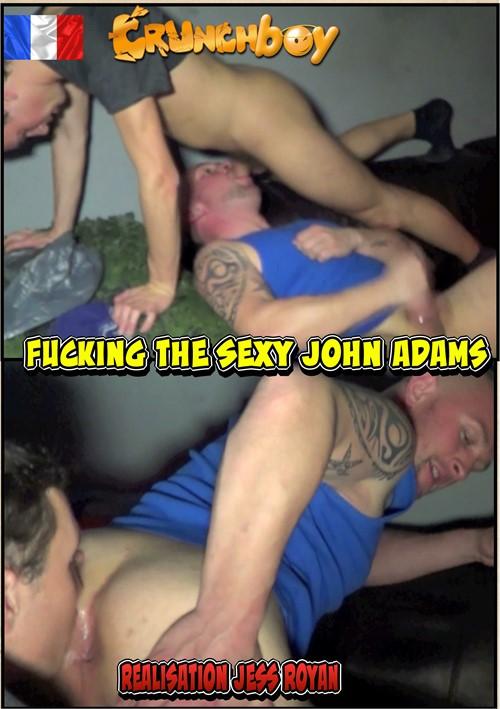 Fucking the Sexy John Adams Boxcover