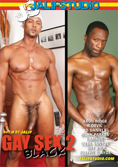 Gay Sex 2 : Black Boxcover