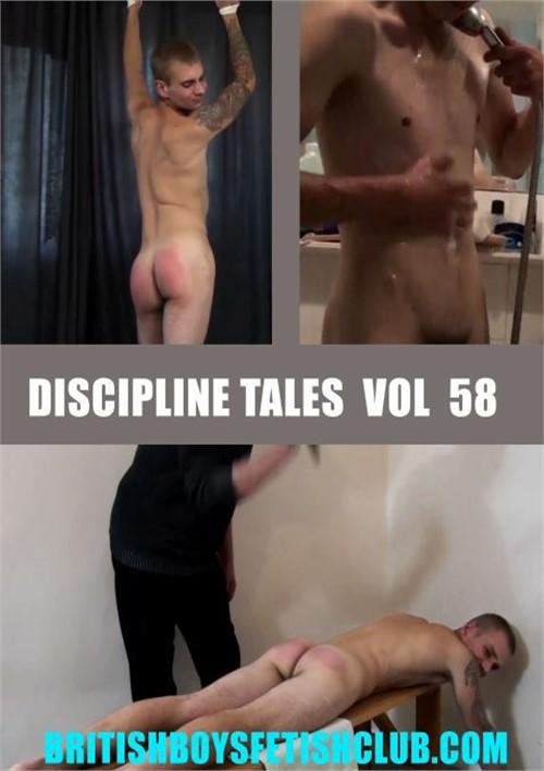 Discipline Tales Vol 58 Boxcover
