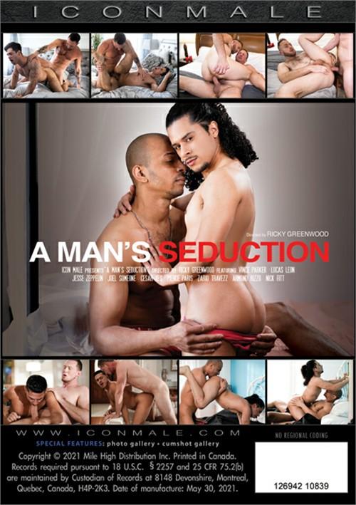 A Mans Seduction Cover Back