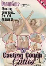 Dream Girls: Casting Couch Cuties 5