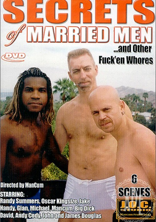 Secrets of Married Men Boxcover