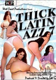 Thick Latin Azz 7 Porn Video