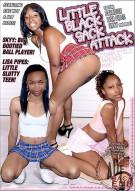 Little Black Sack Attack Porn Movie