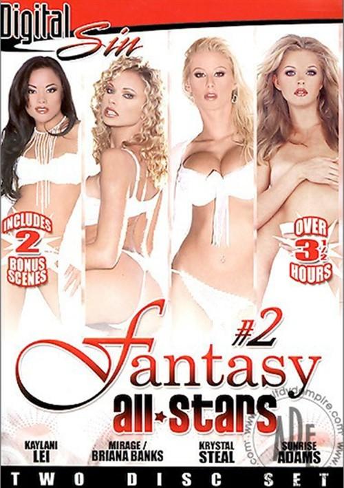 Fantasy All-Stars #2