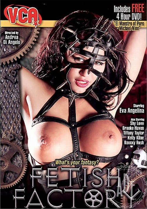 Tattoos xxx fetish dvd