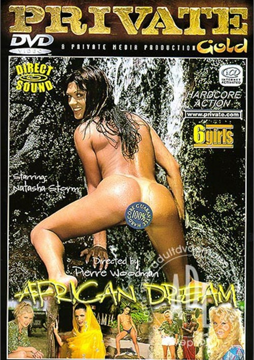African Dream 1999  Adult Dvd Empire-4218