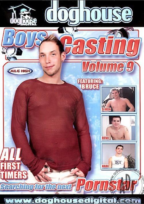 Boys Casting Vol. 9 Boxcover
