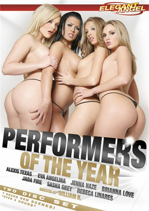 Performers of the Year Boxcover