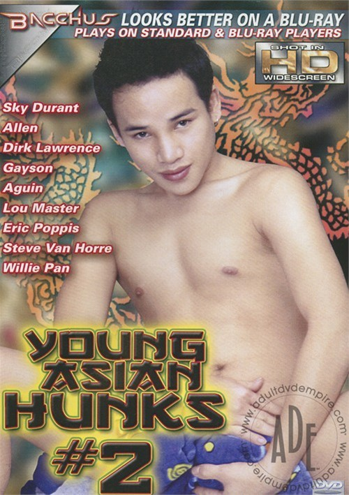 Young Asian Hunks #2 Boxcover