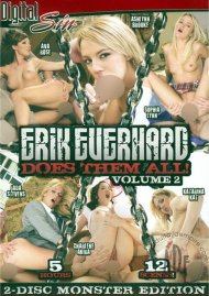 Erik Everhard Does Them All! Vol. 2 Porn Video