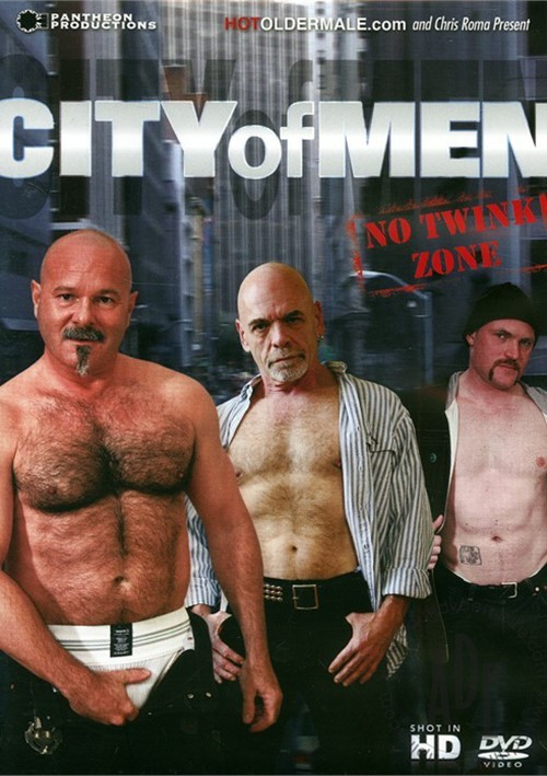 City of Men Boxcover