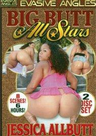 Big Butt All Stars: Jessica Allbutt Porn Video