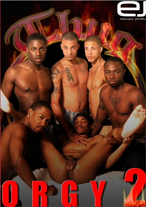 Thug Orgy 2 Boxcover
