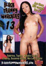 Black Tranny Whackers 13