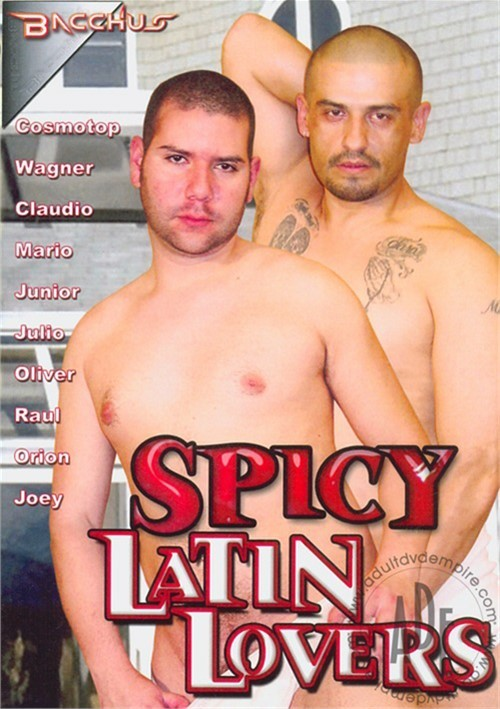 Spicy Latin Lovers Boxcover