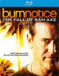 Burn Notice: The Fall Of Sam Axe Blu-ray Movie