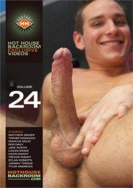 Hot House Backroom Vol. 24 Gay Porn Movie
