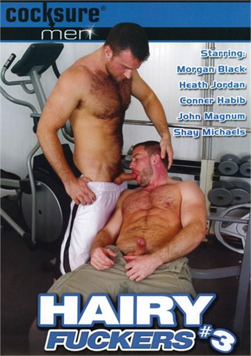 Hairy Fuckers #3 Boxcover