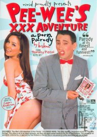 Pee-Wee's XXX Adventure: A Porn Parody Porn Video
