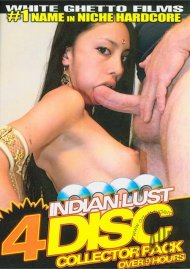 Indian Lust 4-Disc Collector Pack