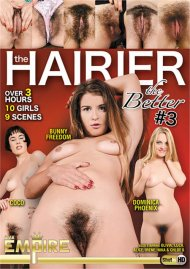 Hairier The Better #3, The Porn Video