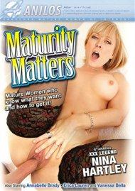 Maturity Matters Porn Movie
