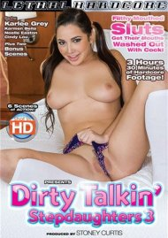 Dirty Talkin' Stepdaughters 3 Porn Video
