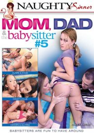 Mom, Dad & The Babysitter #5 Porn Video
