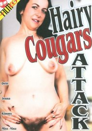 Hairy Cougars Attack Porn Video