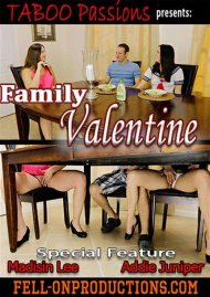 Family Valentine Porn Video