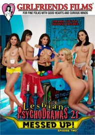 Lesbian Psychodramas Vol. 21 Porn Video