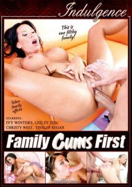 Family Cums First Porn Video