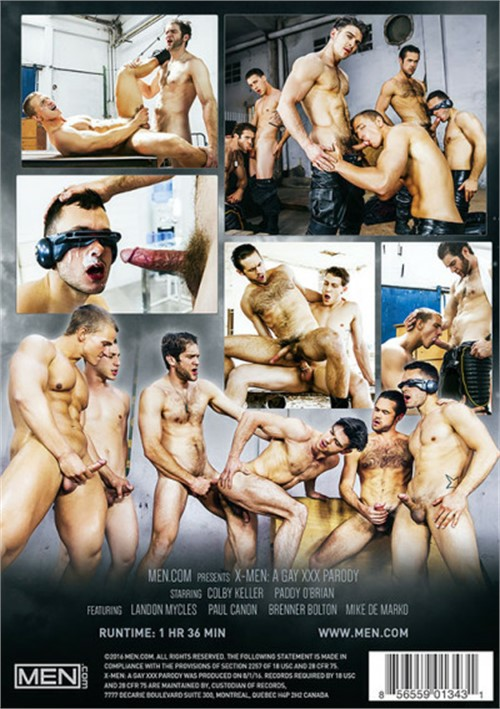 Xxx man movie